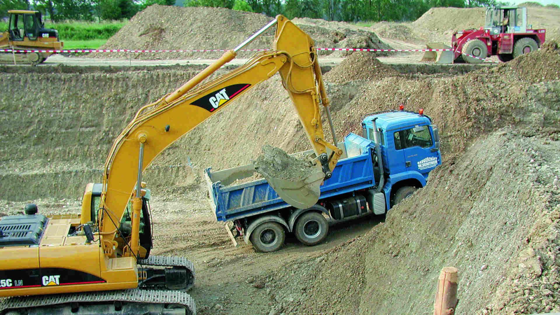 Baugeschäft W. Semtner GmbH, Ihr Partner beim Bau